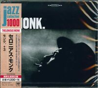 THELONIOUS MONK-MONK.-JAPAN CD BONUS TRACK Ltd/Ed B63