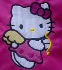 personnalisé Hello Kitty Angel Ecole/PE/Gym/Sac À Cordon