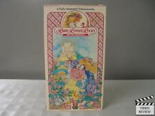 Lady Lovely Locks and the Pixietails VHS