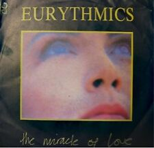 EURYTHMICS the miracle of love/when tomorrow comes SP++