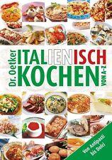 Dr. Oetker-Deutsche Taschenbücher über Kochen & Genießen-Genre
