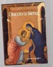 documenti d arte De agostini - duccio a siena -