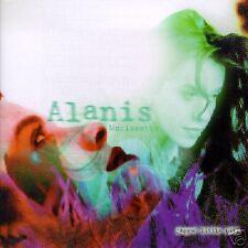 """ALANIS MORISSETTE - """"JAGGED LITTLE PIL""""  ORIG CD. 1995"""