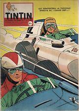 JOURNAL DE TINTIN N°512 - 14 AOUT 1958 COUVERTURE JEAN GRATON