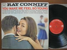 Ray Conniff LP 1964 You make me feel so young EX Columbia CL 2118