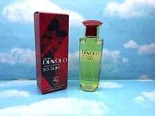 DIAVOLO SO SEXY  BY ANTONIO BANDERAS  3.4 FL.OZ 100 ML EAU DE TOILETTE MEN SPRAY