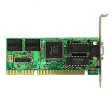 Trident 9000 - 8-bit/16-bit isa tarjeta gráfica VGA/SVGA para dos, 286/386/486