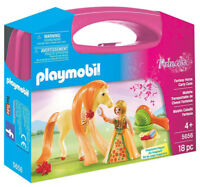 Playmobil Princess Fantasy Horse Carry Case 5656 (for Kids 4 and up)