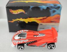 Vintage Hot Wheels Car Speed Shark In Gift Box