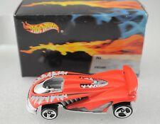 Vintage Hot Wheels Car Speed Shark In Gift Box