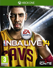 Nba Live 14 (basket 2014) Xbox One It Import Electronic Arts