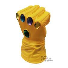 Thanos Marvel Infinity Gauntlet Avengers Marvel Comics Licensed Bust Piggy Bank