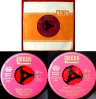 EP Drafi Deutscher & The Magics: Folk Beat (Decca SDX 2385) D