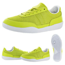70b446eb7 Lacoste Dash Ball Men s Leather Mesh Retro Tennis Inspired Sneaker Shoe