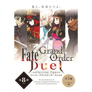 New Fate/Grand Order Duel collection figure Vol.8 BOX w/Bonus TYPE-MOON FGO