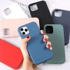 Shockproof Liquid Silicone Case Cover Film For iPhone 12 Mini 12 Pro Max 12
