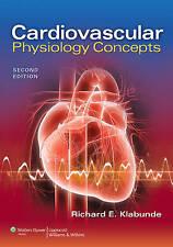 Cardiovascular Physiology Concepts by Richard E. Klabunde (Paperback, 2011)