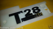 Genuine Vw Transporter T28 140 Self adhesive badge