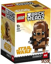 LEGO® Brick Headz 41609 Chewbacca™ ! NEU & OVP !