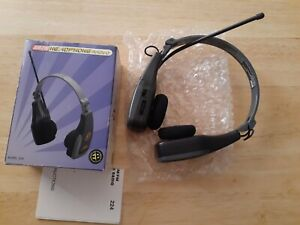 VINTAGE-NIB-Electro Brand AM/FM Headphone Radio-Model 224
