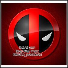 "Fridge Fun Refrigerator Magnet DEADPOOL ""LOGO-A"" Superhero Comic Ryan Reynolds"