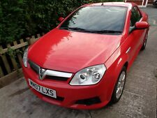 VAUXHALL TIGRA 1.4 CONVERTIBLE FULL SERVICE HISTORY LOW MILEAGE