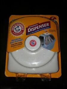 New In Box Arm & Hammer Manual Deodorizer Dispenser