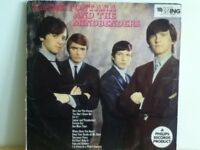 WAYNE  FONTANA &  THE MINDBENDERS     LP    WAYNE FONTANA &  THE  MIND  BENDERS