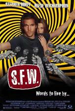 S.F.W. Movie POSTER 27x40 Stephen Dorff Reese Witherspoon Jake Busey Joey Lauren