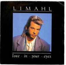 "Limahl - Love In Your Eyes - 7"" Record Single"