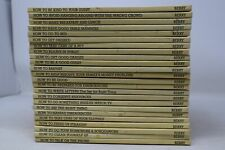 Lot of 24 Survival Skill Books by Joy Berry -  Hardcover
