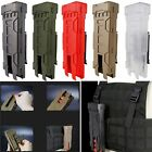 Tactical Molle 10 Round Shotgun Shell 12 Gauge Carrier Holder Pouch Fast Reload