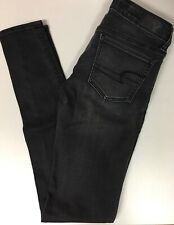 American Eagle Low Rise  Jeggings Superstretch SuperlowJeans  2 XLong Woman's