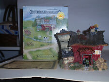 "Boyd'S Bearly Built Villages, 2001 ""Ol' Macdonald'S Bank Barn"" Limited Edt. New"