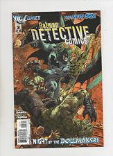 Detective Comics #3 - Batman & Dollmaker New 52! - (Grade 9.2) 2012