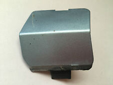 FIAT STILO  3 DOORS REAR BUMPER TOWING HOOK EYE COVER CAP LIGHT BLUE (R115)