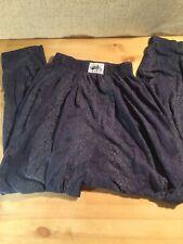 Vintage 90s California Crazee Wear Pants Workout Weight Lift Medium