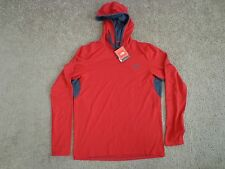 New The North Face Mens Ampere Running Hoodie Pullover Shirt - Men's size Medium