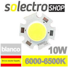 Diodo LED COB 10W BLANCO LUZ FRIA SMD POWER LED WHITE P0029