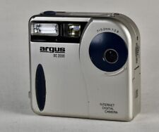 Argus DC 2000 Internet Digital Camera f=5.2mm 1:2.8 Photo Vintage Tested
