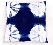 "26 X 26"" Tie Dye Cushion Cover Home Decorative Cotton Handmade Pillow Case Boho"