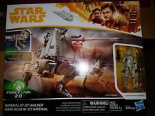 STAR WARS SOLO: IMPERIAL AT-DT WALKER with STORMTROOPER (MIMBAN)