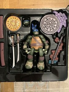 Revoltech KO *READ** Tmnt Teenage Mutant Ninja Turtles Leonardo W/box
