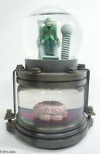 """Universal Monsters Frankenstein """"If I Only Had A Brain"""" Musical Double SnowGlobe"""