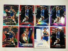 JORDAN POOLE AUTO ROOKIE GAME USED JERSEY AUTOGRAPH LOT OF (8) WARRIORS