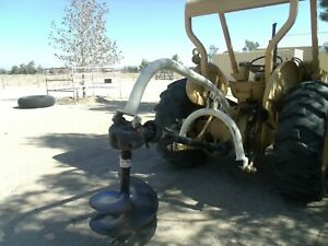 """Speeco 18"""" Auger 3 Point Hitch"""