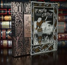 Le Morte d'Arthur by Malory King Arthur Knights New Sealed Slipcase Deluxe Ed