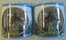 Lot Of 2 The Lord Of The Rings Armies Of Middle Earth King Theoden Figure Mip
