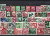 germany weimar and third reich period stamps ref 16125