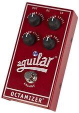 Aguilar Octamizer Bass Octave Effect Pedal.  U.S. Authorized Dealer